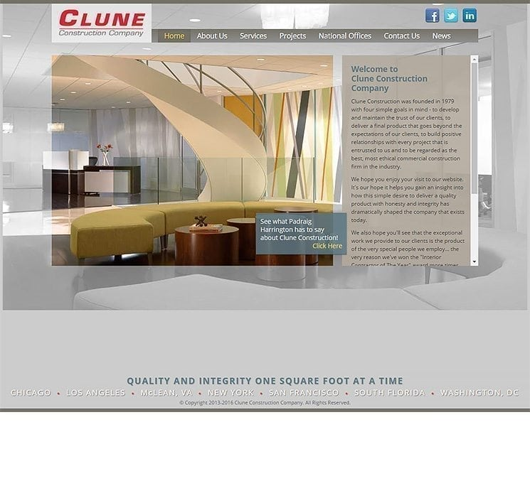 Clune Construction Company